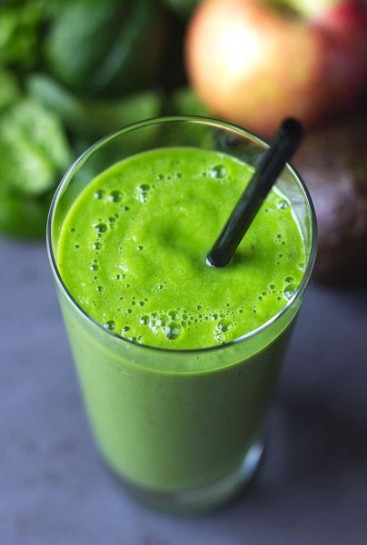 Green smoothie lovers this is for you!