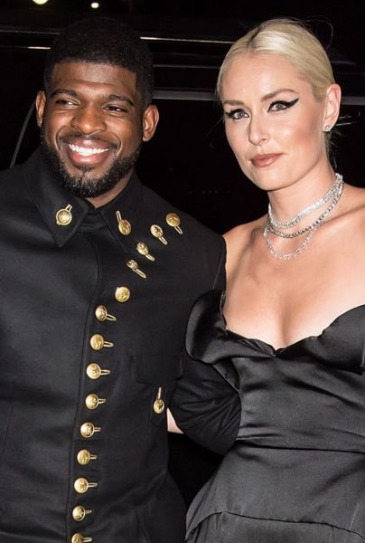 Lindsey Vonn announces her separation from PK Subban after three years of relationship!